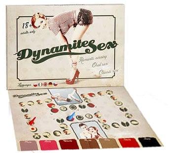 Dynamite sex -seksipeli