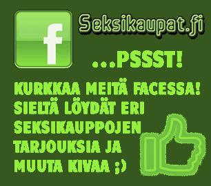 Seksikaupat.fi Facebookissa